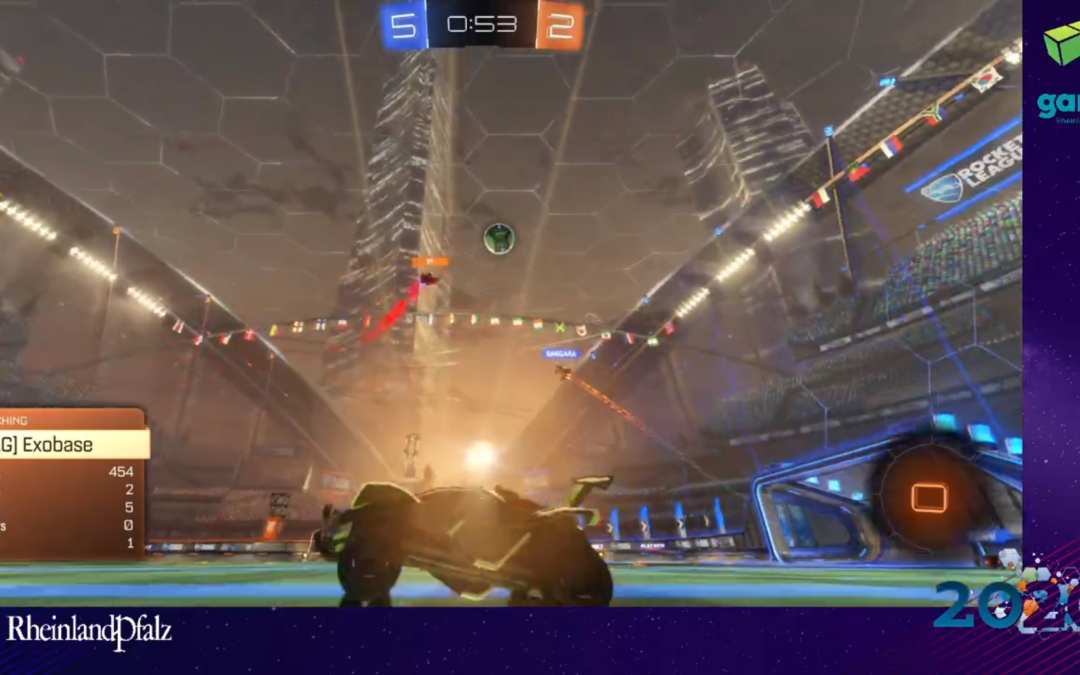 Recap: Die GameUp! RLP Rocket League Turniere