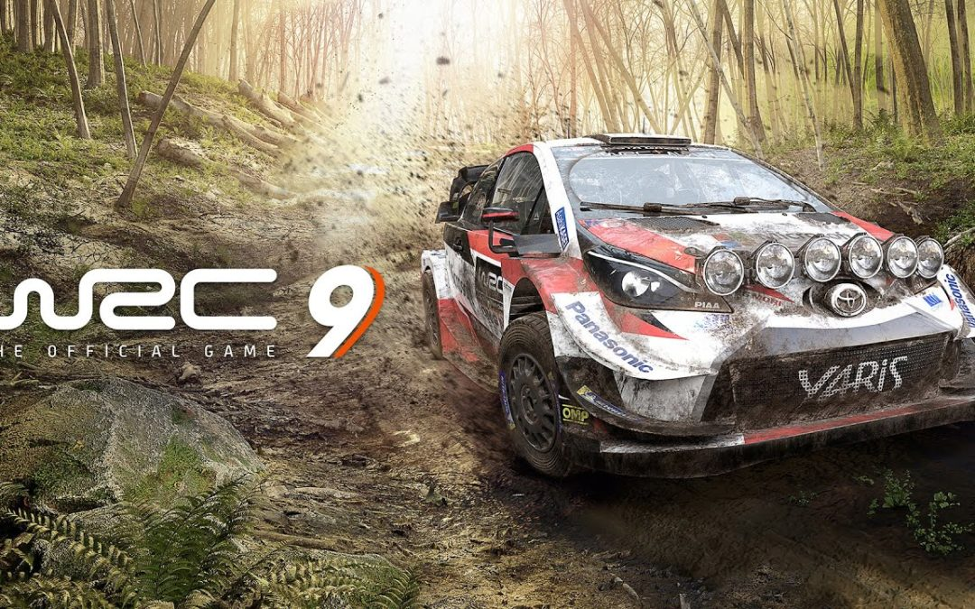 Derechtestebo – eSports-Rally-Fahrer von der Mosel bei der EXW